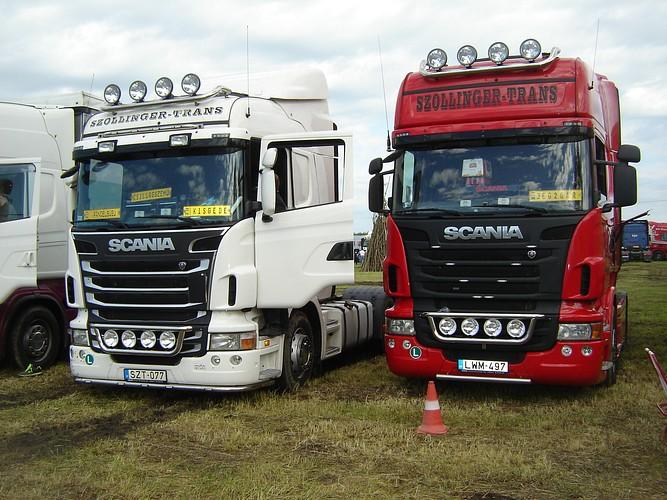 Kamion fesztivál